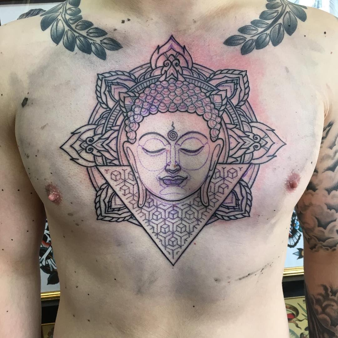Тату Будда