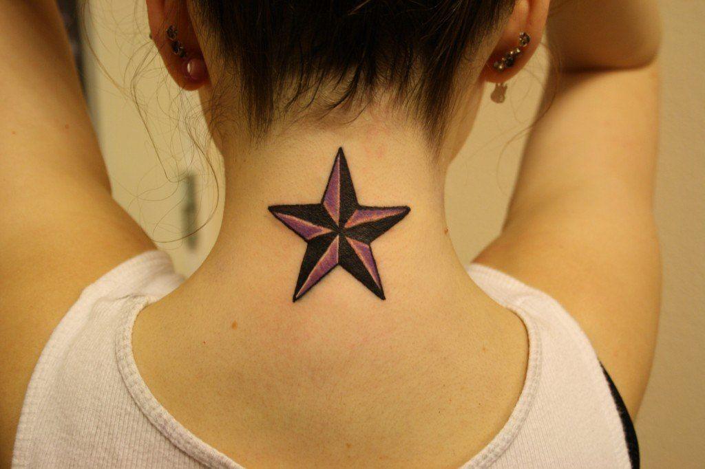 Татуировка Звезды