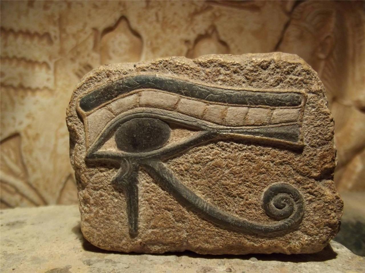 Египетский талисман Глаз Гора