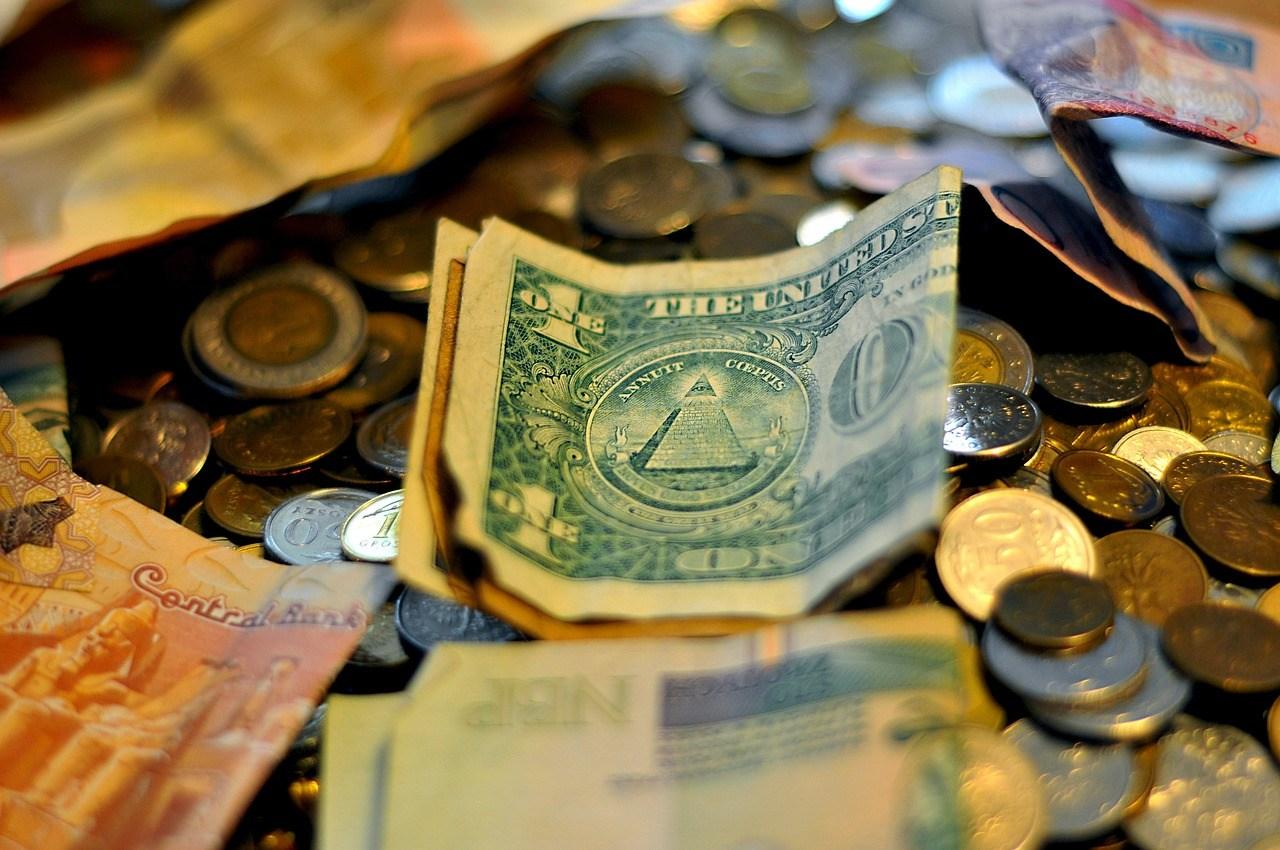 Заговорённый доллар
